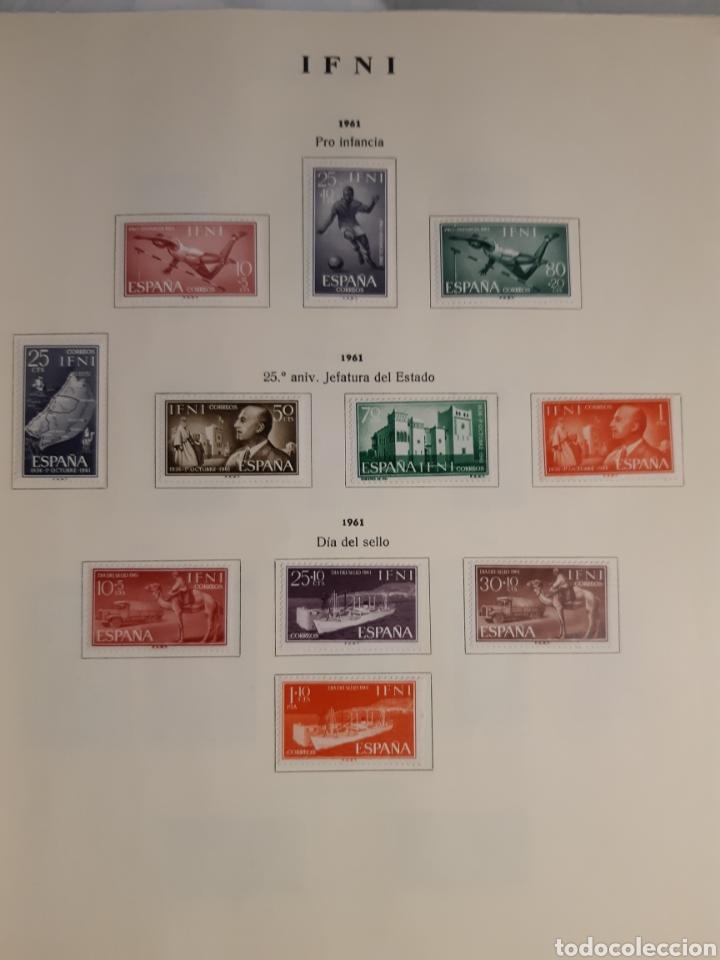 Sellos: SELLOS DE COLONIAS ESPAÑOLAS. AFRICA OCCIDENTAL, GUINEA, FERNANDO POO, IFNI, SAHARA,, RIO MUNI - Foto 27 - 245588250