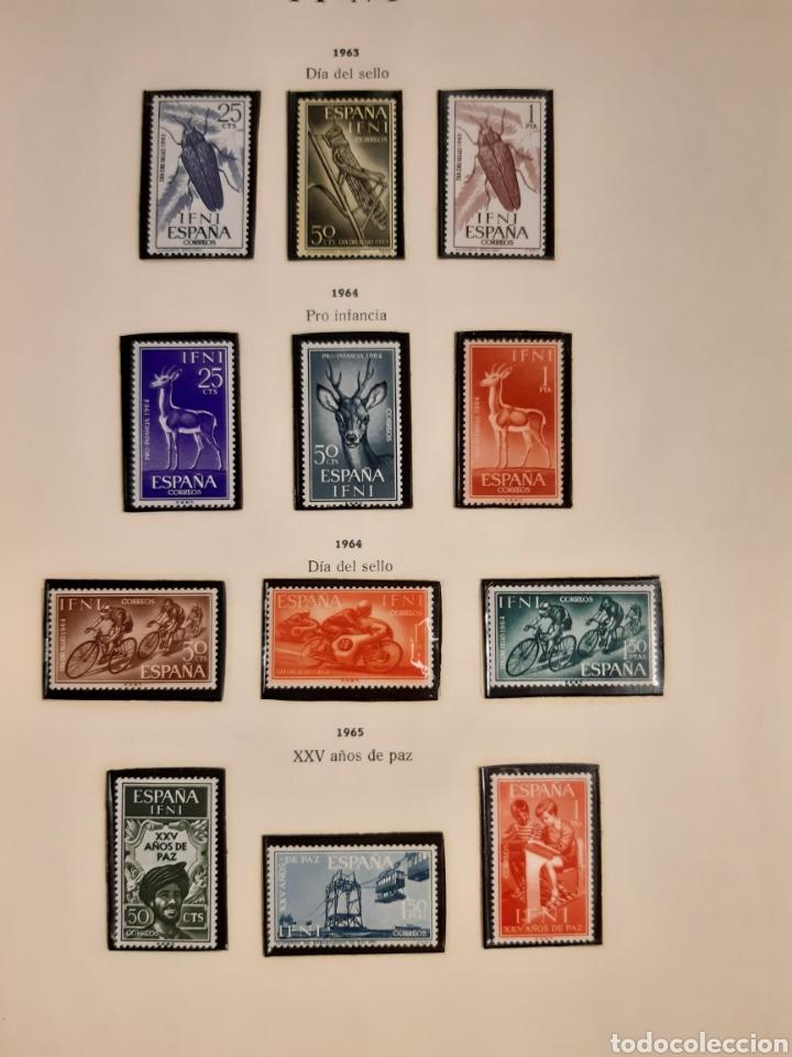 Sellos: SELLOS DE COLONIAS ESPAÑOLAS. AFRICA OCCIDENTAL, GUINEA, FERNANDO POO, IFNI, SAHARA,, RIO MUNI - Foto 29 - 245588250
