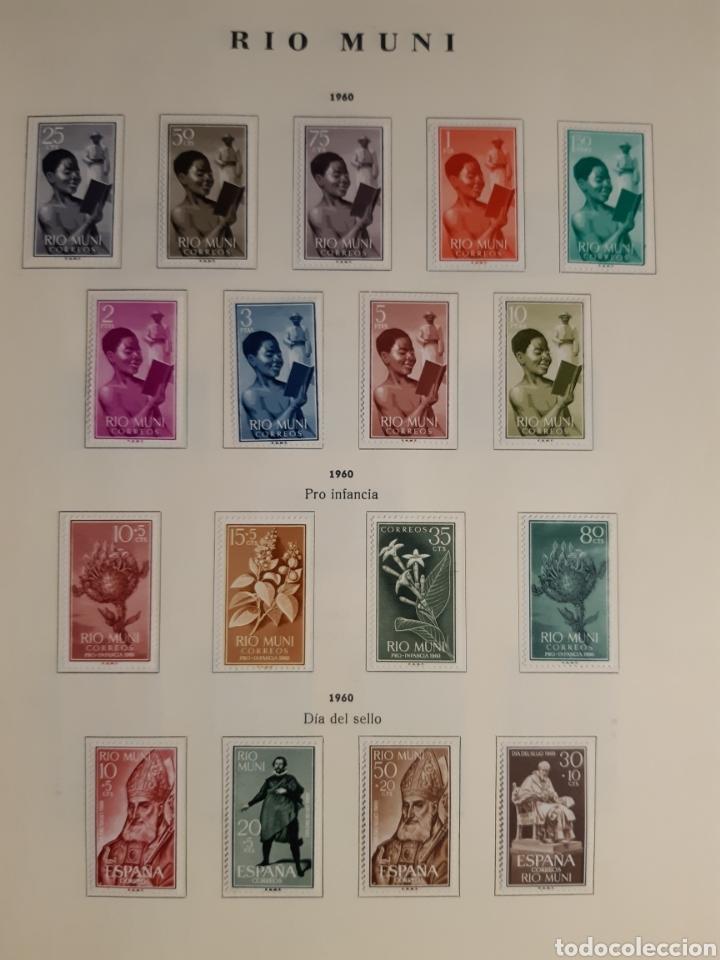 Sellos: SELLOS DE COLONIAS ESPAÑOLAS. AFRICA OCCIDENTAL, GUINEA, FERNANDO POO, IFNI, SAHARA,, RIO MUNI - Foto 32 - 245588250
