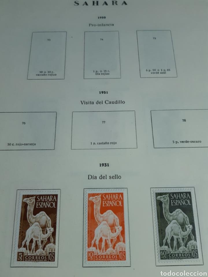 Sellos: SELLOS DE COLONIAS ESPAÑOLAS. AFRICA OCCIDENTAL, GUINEA, FERNANDO POO, IFNI, SAHARA,, RIO MUNI - Foto 37 - 245588250