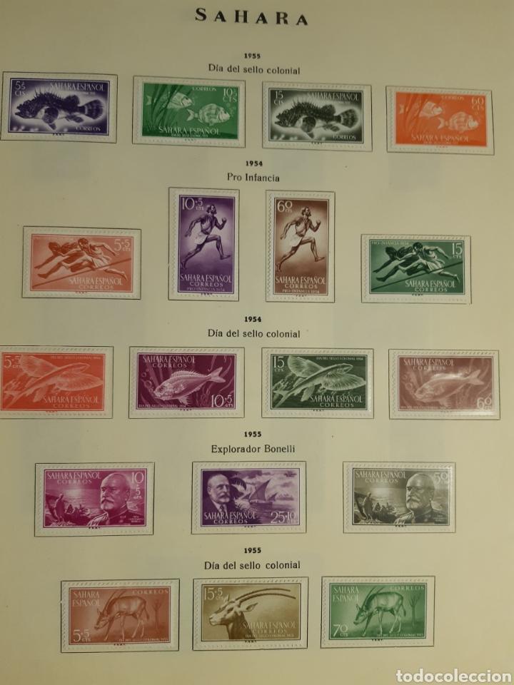 Sellos: SELLOS DE COLONIAS ESPAÑOLAS. AFRICA OCCIDENTAL, GUINEA, FERNANDO POO, IFNI, SAHARA,, RIO MUNI - Foto 39 - 245588250
