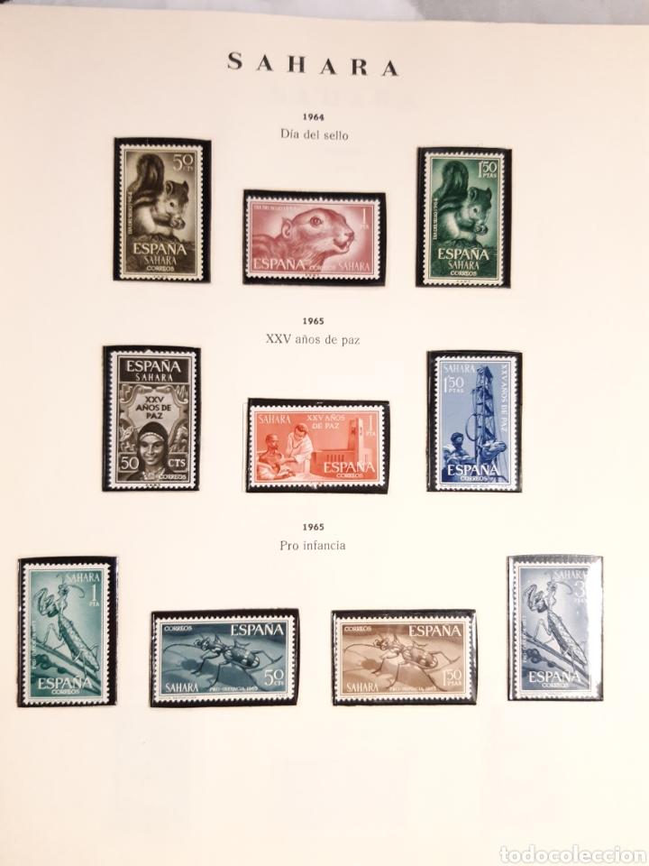 Sellos: SELLOS DE COLONIAS ESPAÑOLAS. AFRICA OCCIDENTAL, GUINEA, FERNANDO POO, IFNI, SAHARA,, RIO MUNI - Foto 48 - 245588250
