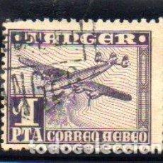 Sellos: MARRUECOS.- AÑO 1948. AVIONES, EN USADO. Lote 245981785