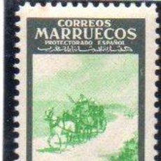 Sellos: MARRUECOS.- AÑO 1949. LXXV ANIVERSARIO UPU, EN NUEVO. Lote 245982570
