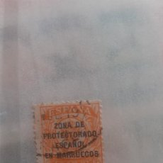 Sellos: FISCALES GIRO PROTECTORADO ESPAÑOL MARRUECOS 50 CTS. Lote 246109935