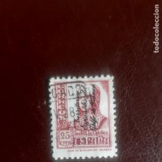 Sellos: GUINEA ESPAÑOLA EDIFIL NUM. 259 USADO. Lote 246115680