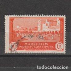 Sellos: MARRUECOS ESPAÑOL Nº 142. AÑO 1933-1935. VISTAS Y PAISAJES. USADO.. Lote 248017670
