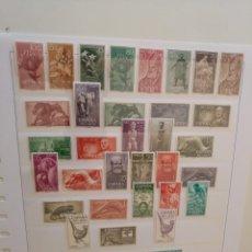 Selos: RIO MUNI 12 SERIES COMPLETAS DES DE 1960 AL 1968 EN NUEVO**. Lote 248070495