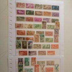 Selos: IFINI 20 SERIE COMPLETAS DES DE 1953 AL 1968 EN NUEVO** VALOR 48,00 EUROS. Lote 248070990