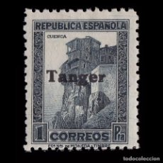 Timbres: TANGER.1939.SELLOS ESPAÑA.1P.HABILITADO.MH.EDIFIL 124. Lote 249030350
