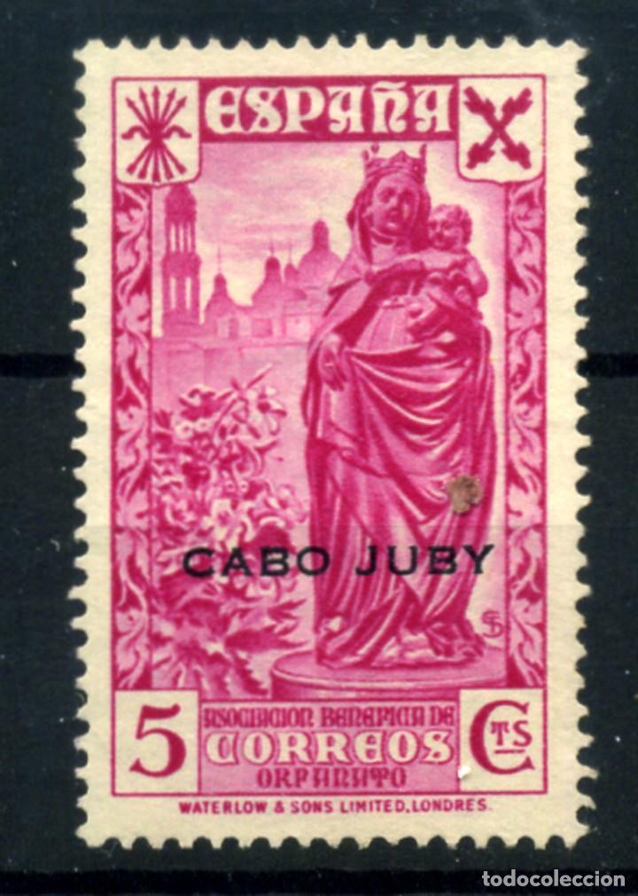 CABO JUBY (BENEFICENCIA) Nº 1. AÑO 1938 (Sellos - España - Colonias Españolas y Dependencias - África - Cabo Juby)