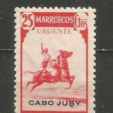 Sellos: CABO JUBY EDIFIL NUM. 132 NUEVO SIN GOMA. Lote 253305605