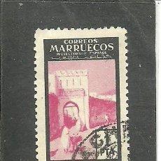 Sellos: MARRUECOS E. 1955 - EDIFIL NRO. 403- USADO. Lote 254381795