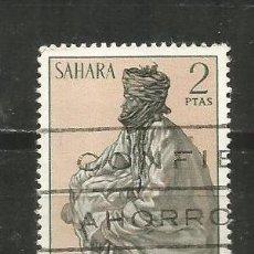 Sellos: SAHARA ESPAÑOL EDIFIL NUM. 299 USADO. Lote 255526475