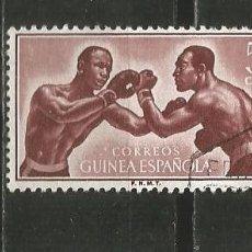 Sellos: GUINEA ESPAÑOLA EDIFIL NUM. 376 USADO. Lote 255950505