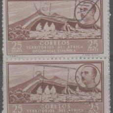 Selos: LOTE (27) SELLOS ESPAÑA COLONIAS FRANCO. Lote 256153840