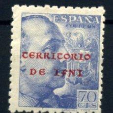 Sellos: IFNI Nº 11T. AÑO 1941/2. Lote 257485460