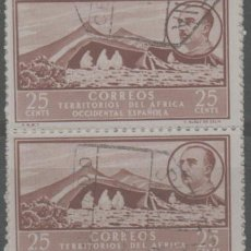 Selos: LOTE (27) SELLOS ESPAÑA COLONIAS FRANCO. Lote 257984610