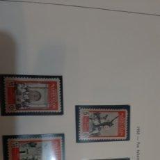 Sellos: MARRUECOS ESPAÑA 1950 EDIFIL 325/329 NUEVA *** FILATELIA COLISEVM. Lote 261176945