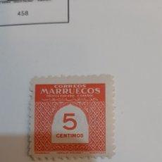 Sellos: MARRUECOS ESPAÑA EDIFIL 382/3 NUEVA *** CIFRAS FILATELIA COLISEVM. Lote 261180125