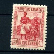 Sellos: GUINEA ESPAÑOLA Nº 248, 249, NE 11E. AÑO 1932/41. Lote 262272980