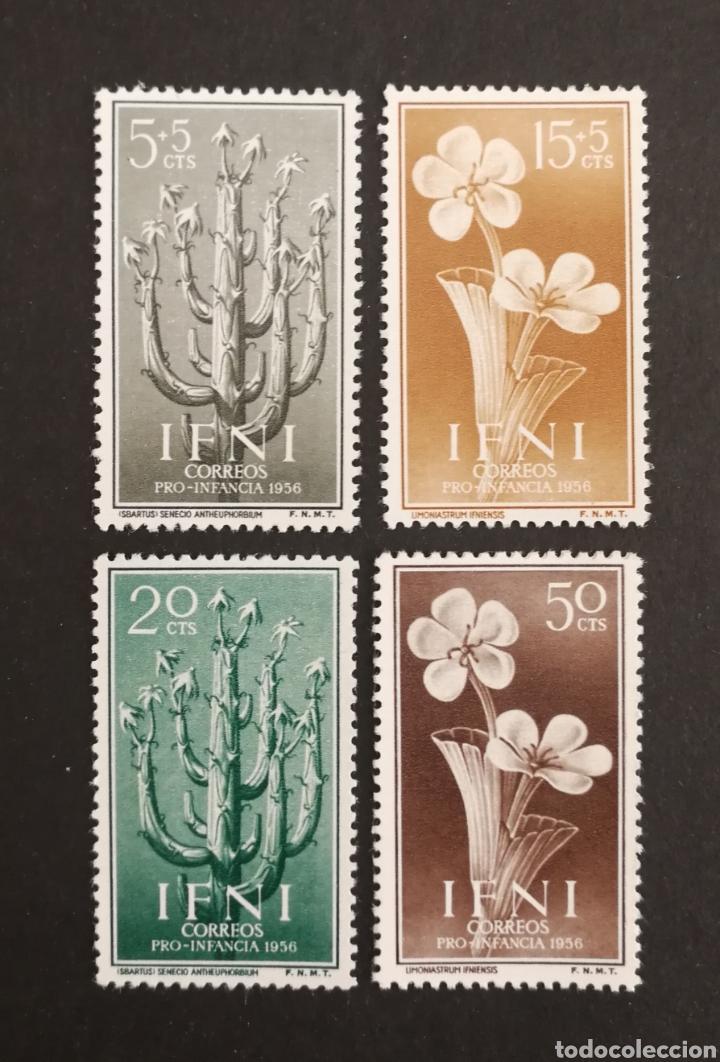 IFNI N°128/31 MNH**(FOTOGRAFÍA ESTÁNDAR) (Sellos - España - Colonias Españolas y Dependencias - África - Ifni)