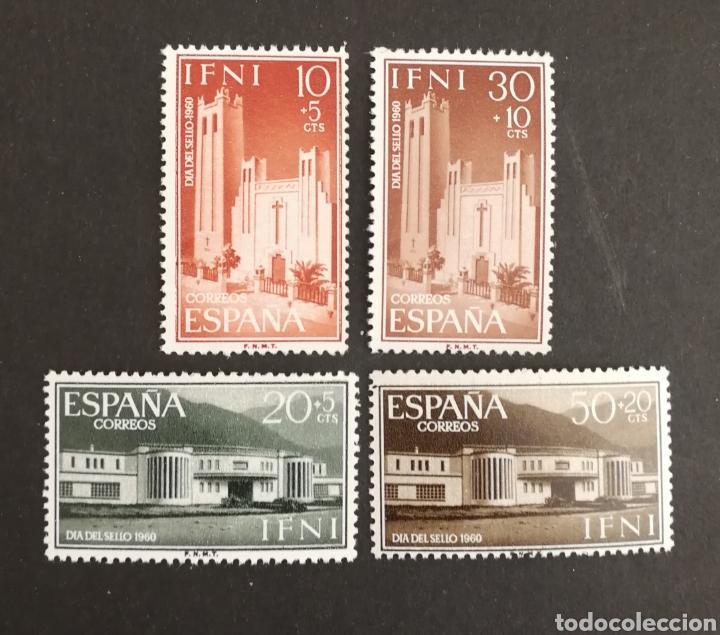 IFNI N°172/75 MNH** (FOTOGRAFÍA REAL) (Sellos - España - Colonias Españolas y Dependencias - África - Ifni)