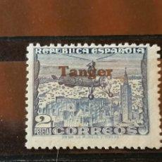 Sellos: ESPAÑA TANGER EDIFIL 61 NUEVO SOMBRAS DEL TIEMPO VALOR MUY ESCASO. Lote 262883505