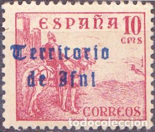 1948 - IFNI - CID - EDIFIL 40 - NUEVO CON CHARNELA (Sellos - España - Colonias Españolas y Dependencias - África - Ifni)