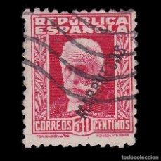 Sellos: TANGER 1933-38. SELLO ESPAÑA HABILITADO.30C.USADO EDIFIL 77. Lote 266225088