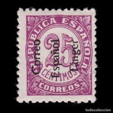 Sellos: TANGER 1938.SELLOS ESPAÑA HABILITADO.25C.MNH.EDIFIL 96. Lote 266375348