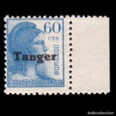 Sellos: TANGER.1939. HABILITADO.60C.MNH.EDIFIL 123. Lote 266535098