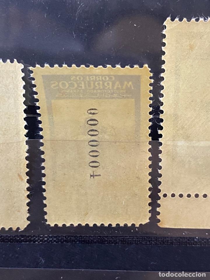 Sellos: MARRUECOS, 1950. EDIFIL 312/24. ANIVERSARIO DE LA UPU. SERIE COMPLETA. NUEVOS. SIN FIJASELLOS. VER - Foto 5 - 266642408