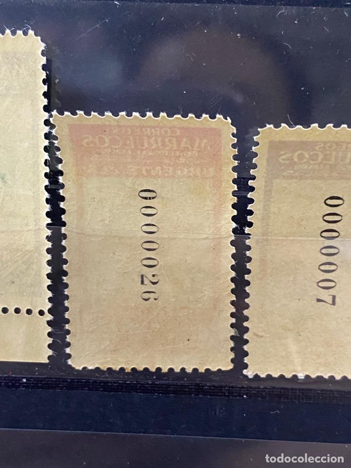 Sellos: MARRUECOS, 1950. EDIFIL 312/24. ANIVERSARIO DE LA UPU. SERIE COMPLETA. NUEVOS. SIN FIJASELLOS. VER - Foto 7 - 266642408