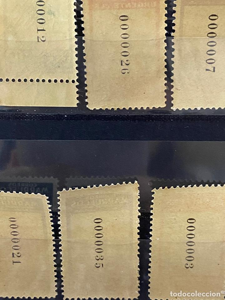 Sellos: MARRUECOS, 1950. EDIFIL 312/24. ANIVERSARIO DE LA UPU. SERIE COMPLETA. NUEVOS. SIN FIJASELLOS. VER - Foto 13 - 266642408