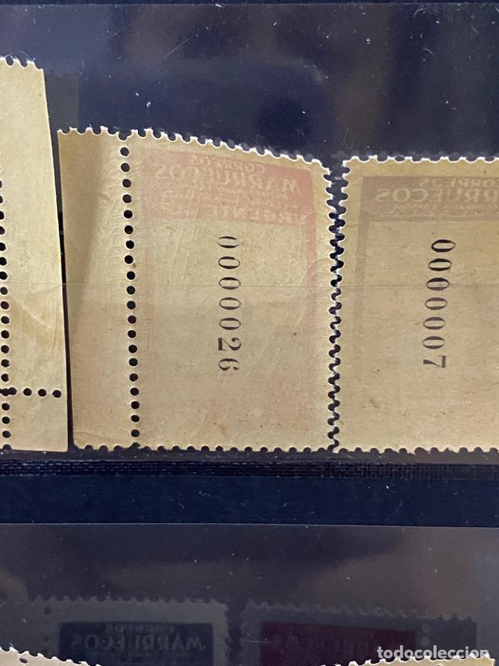 Sellos: MARRUECOS, 1950. EDIFIL 312/24. ANIVERSARIO DE LA UPU. SERIE COMPLETA. NUEVOS. SIN FIJASELLOS. VER - Foto 19 - 266643073