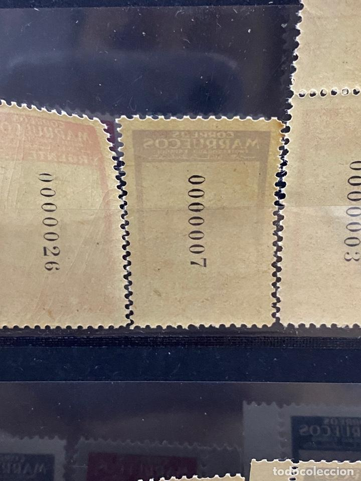 Sellos: MARRUECOS, 1950. EDIFIL 312/24. ANIVERSARIO DE LA UPU. SERIE COMPLETA. NUEVOS. SIN FIJASELLOS. VER - Foto 20 - 266643073