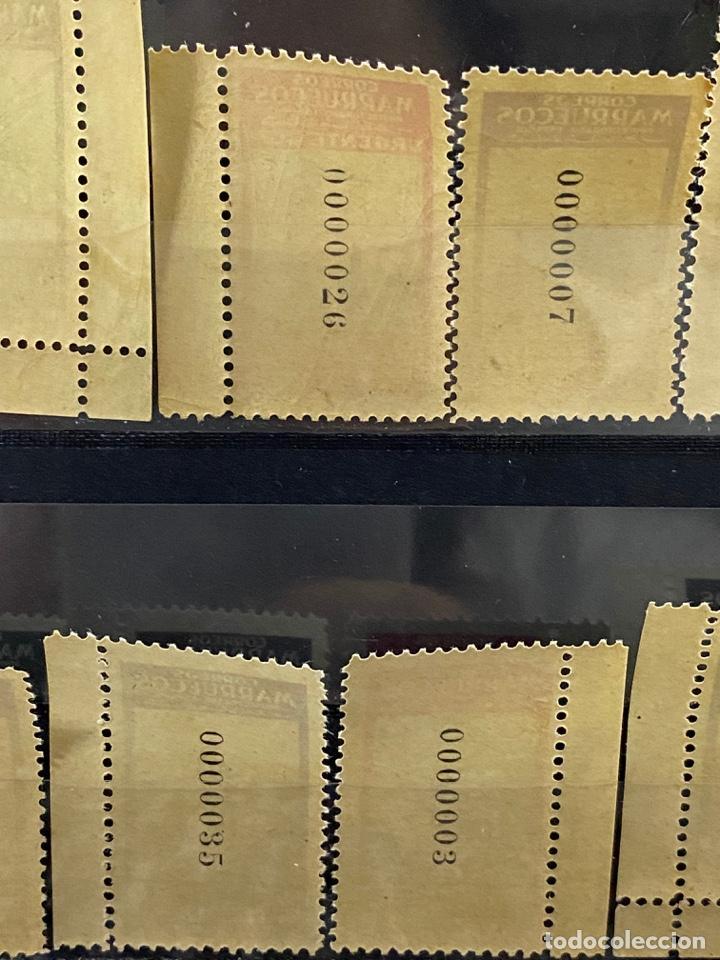 Sellos: MARRUECOS, 1950. EDIFIL 312/24. ANIVERSARIO DE LA UPU. SERIE COMPLETA. NUEVOS. SIN FIJASELLOS. VER - Foto 25 - 266643073