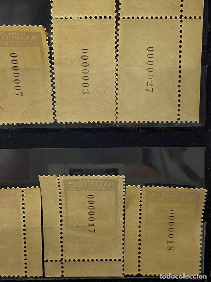 Sellos: MARRUECOS, 1950. EDIFIL 312/24. ANIVERSARIO DE LA UPU. SERIE COMPLETA. NUEVOS. SIN FIJASELLOS. VER - Foto 27 - 266643073