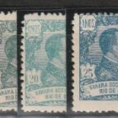 Sellos: 1921.- ALFONSO XIII.. Lote 268261594