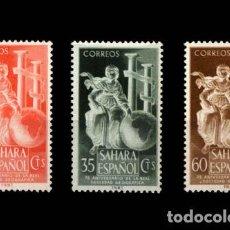 Selos: SAHARA EDIFIL 101-103 NUEVOS MNH **. Lote 268716309