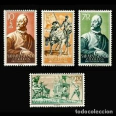 Selos: SAHARA EDIFIL 149-152 NUEVOS MNH **. Lote 268716354