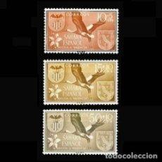 Selos: SAHARA EDIFIL 146-148 NUEVOS MNH **. Lote 268716359