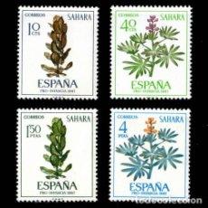 Sellos: SAHARA EDIFIL 256-259 NUEVOS MNH **. Lote 268716474