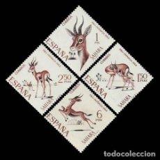 Selos: SAHARA EDIFIL 271-274 NUEVOS MNH **. Lote 268716459