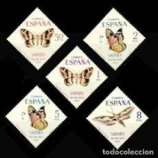 Selos: SAHARA EDIFIL 283-287 NUEVOS MNH **. Lote 268716494
