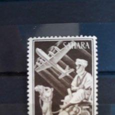 Sellos: SERIE COMPLETA SAHARA EDIFIL 189 ** 1961. Lote 270360888