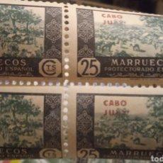 Sellos: SELLO MARRUECOS ESPAÑOL LOTE. Lote 270397758