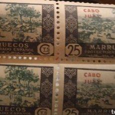 Sellos: SELLO MARRUECOS ESPAÑOL LOTE. Lote 270397978