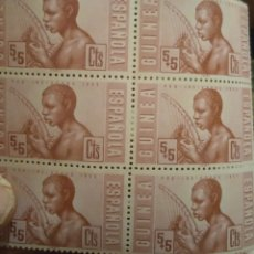 Sellos: SELLO GUINEA ESPAÑOLA LOTE. Lote 270399503